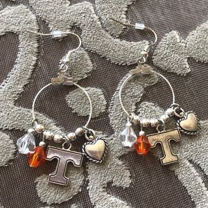 University of Tennessee Knoxville Earrings